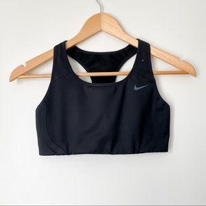 Nike Dri-Fit black sport bra